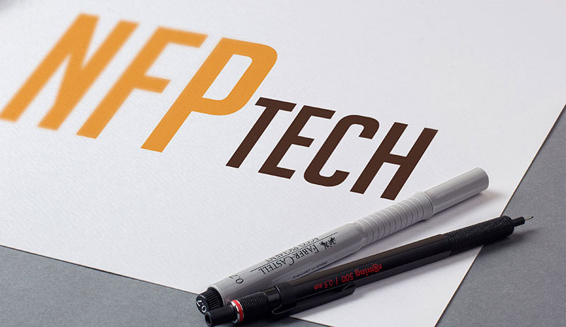 Consulting company rebranding project for NFP Tech